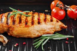 Photo recette : Barbecue équilibré