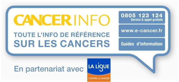 Cancer Info : 0 805 123 124