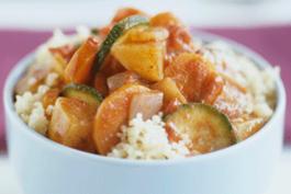 Photo recette : Couscous végétarien