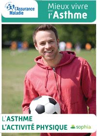 Brochure mieux vivre avec l'asthme - activité physique