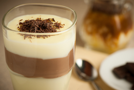 Photo recette : Mousse aux chocolats