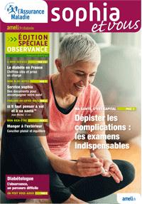Couverture du journal sophia & vous de l'automne 2019